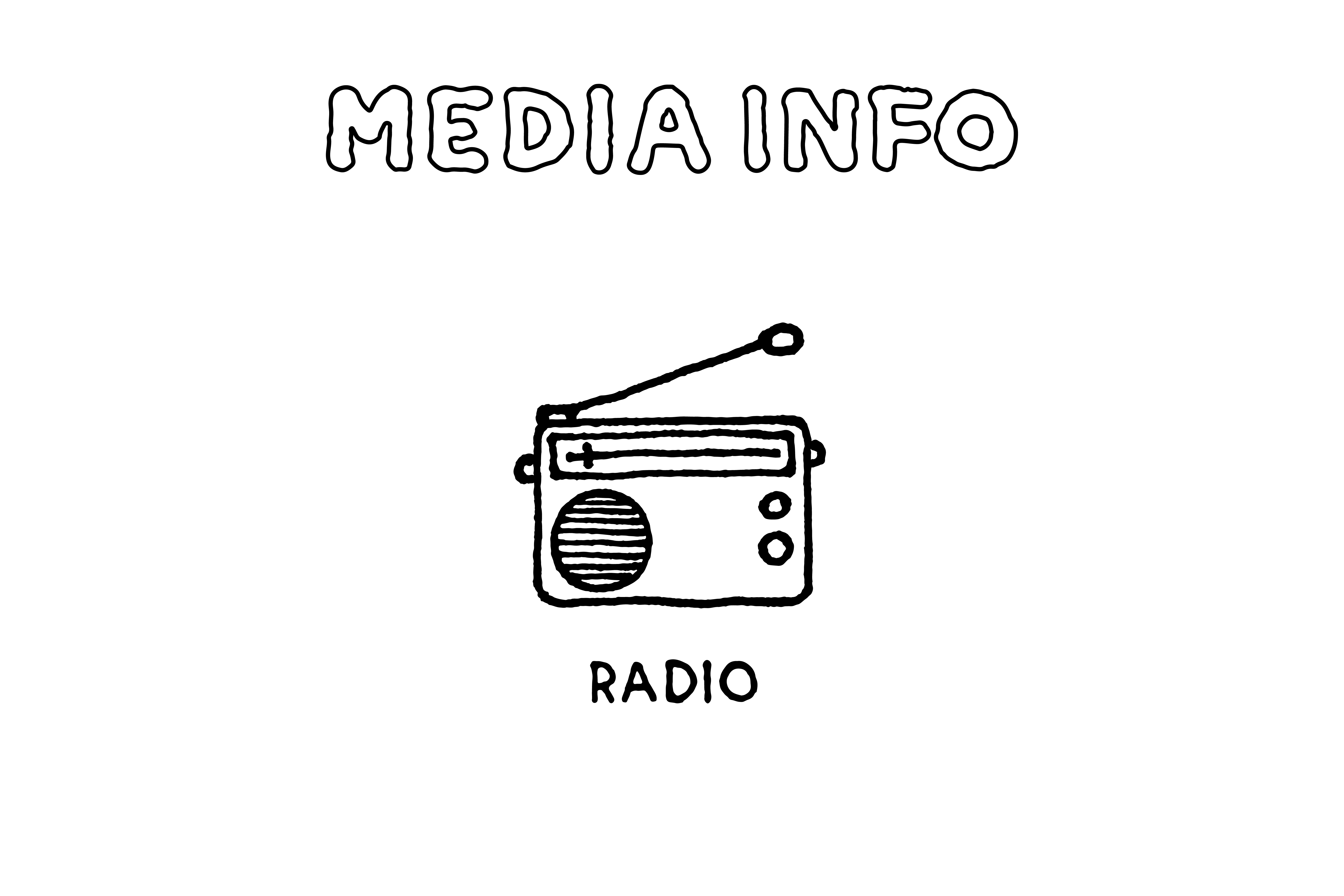 【media info】radio